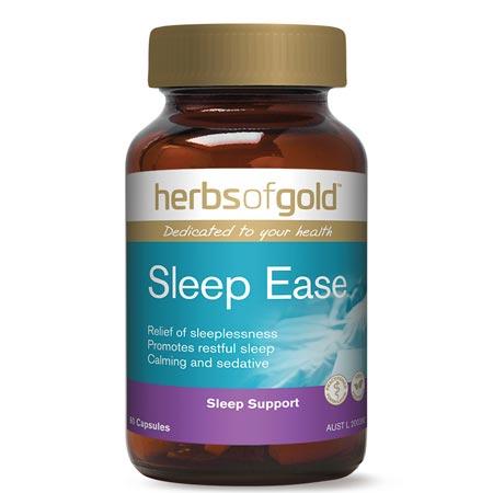 Herbs of Gold | Sleep Ease (30/60 capsules)