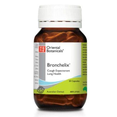 Oriental Botanicals | Bronchelix (30 caps)